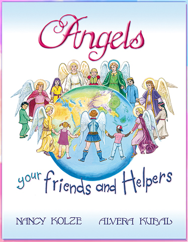 Angels, Your Friends and Helpers Book is available now