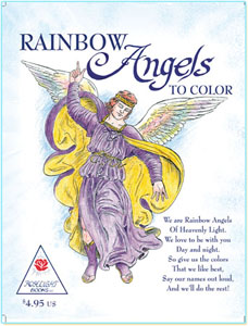 Angels of the Rainbow back cover